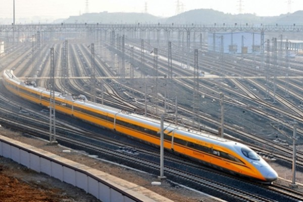 China targets 2018 rail investment of $113 billion