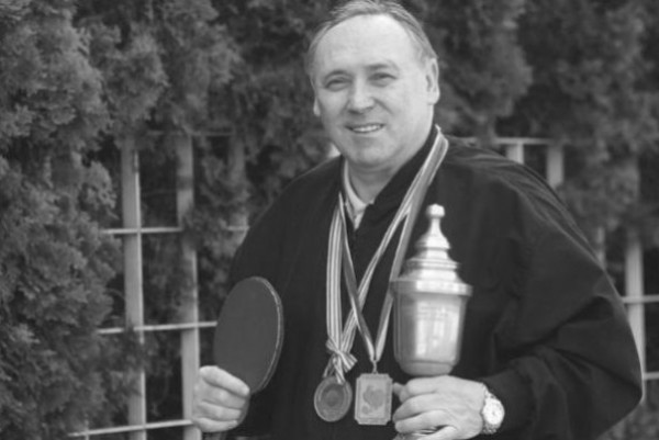 Table-tennis legend Dragutin Surbek dies at 72