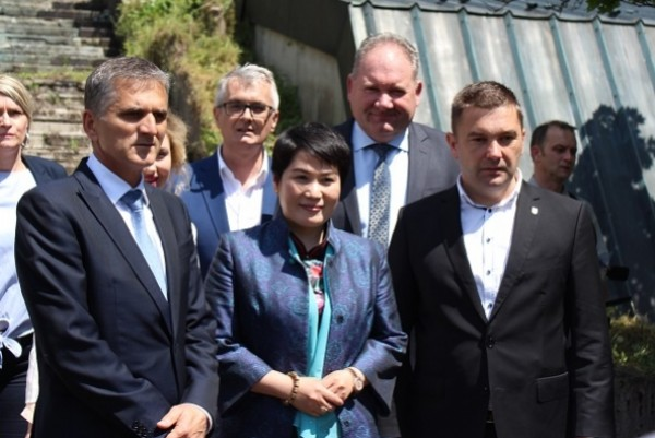 Chinese investor plans to invest 20 mln euro in Kumrovec