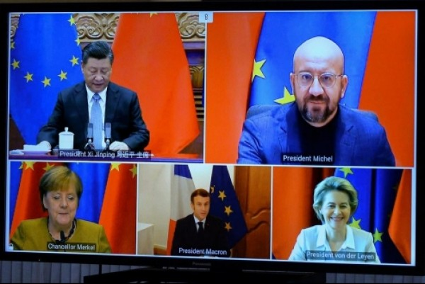 China and EU poised to sign investment deal