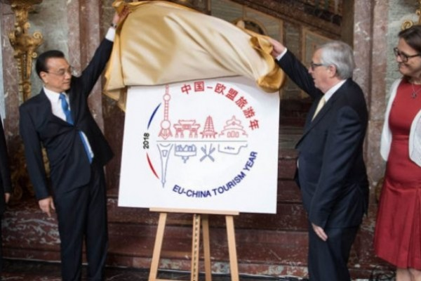EU-China Tourism Year kicks off in Venice
