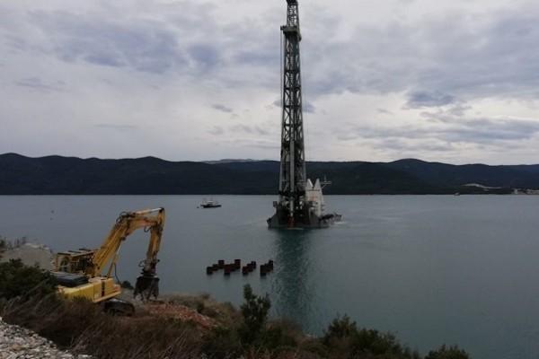 Global media hype about CRBC construction of the Peljesac Bridge