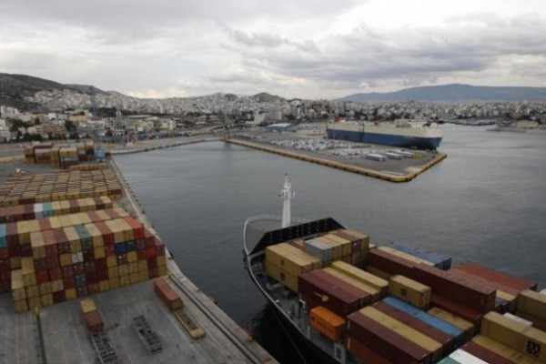 Greece hopes to become the main hub between Asia and Central Europe