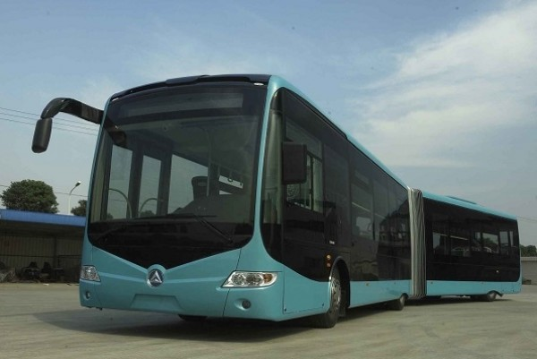 Chinese Alfa Bus mulls investment in Bulgaria