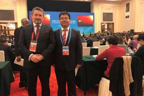 Rendulić: CSEBA has great reputation in the highest Chinese circles