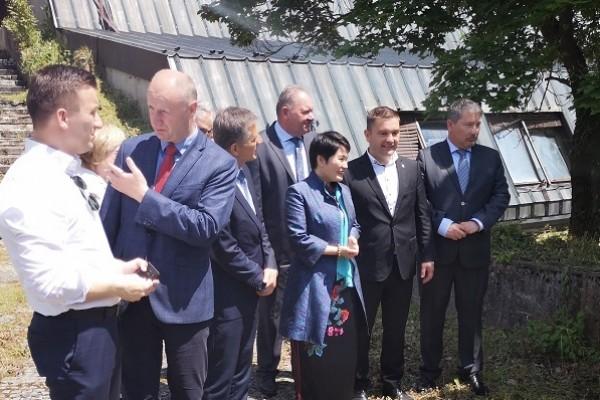 Zhongya Nekretnine company picked to buy Hotel Zagorje in Kumrovec