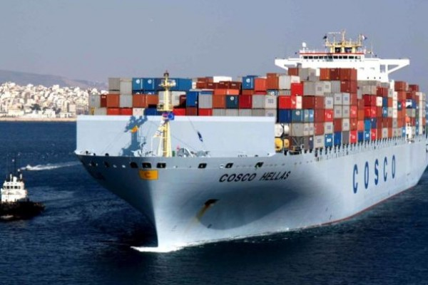 China port and shipping lines increased investments in European ports