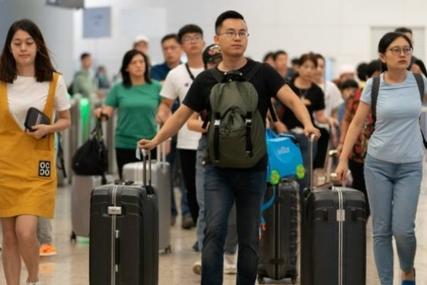 Croatia is seeing a noticeable decline in tourist arrivals from China