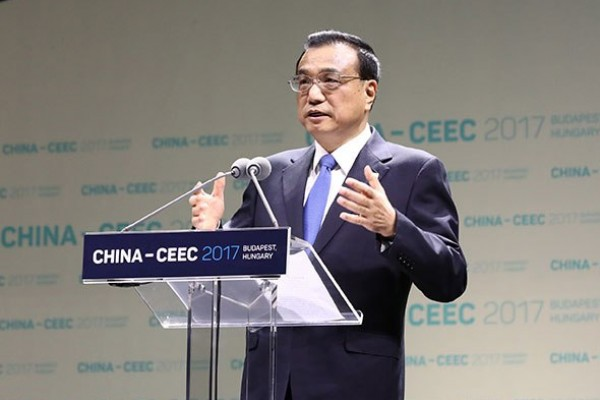 Li Keqiang: Visible results of China – CEEC cooperation