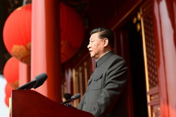 Xi says China will stay on peaceful development path