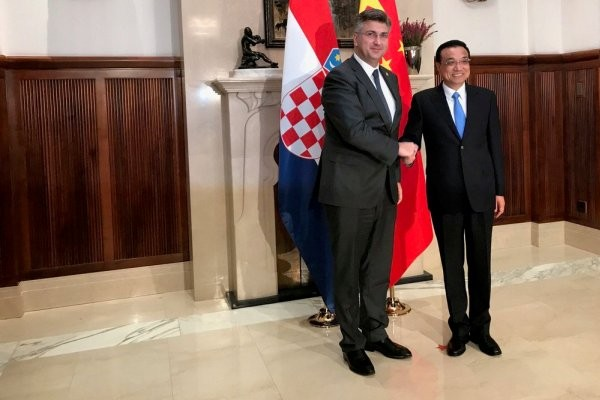 Rijeka, Split, Zadar and Ploce to become hub for Chinese exports