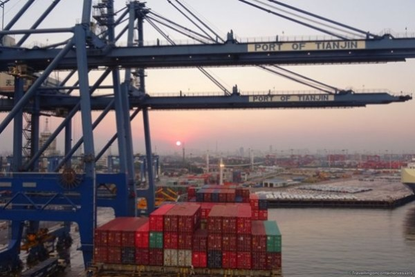 Intelligent Port Plan to promote upgrading of Tianjin Port