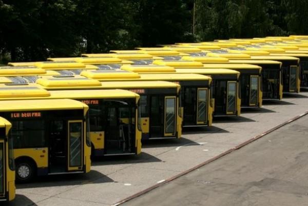 Belgrade to buy 190 new buses next year