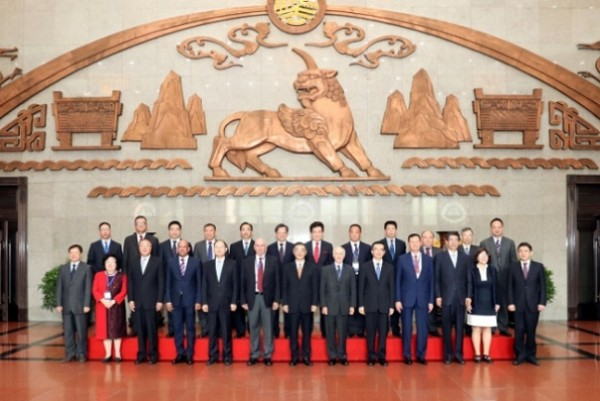 China launched an Expert Committee for international business disputes