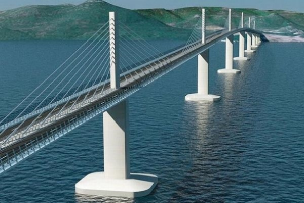 Appeals against selection of bidder for Peljesac Bridge construction rejected