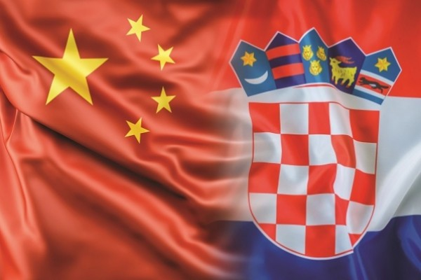Croatian citizens show support for Chinese investments