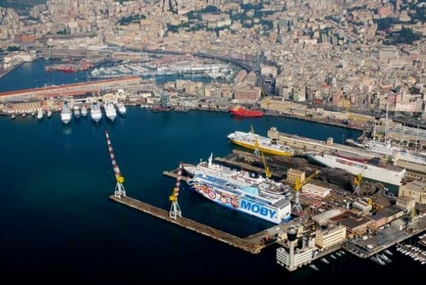 Shenzhen Port to sign Agreement with Genoa