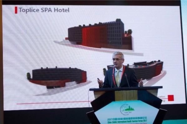 CSEBA at China International Health Tourism Forum in Guilin