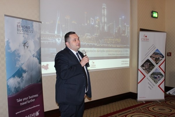 CSEBA and Qatar Airways raise awareness of the importance of doing business with China