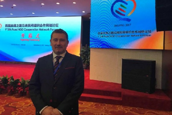 CSEBA at First Silk Road NGO Cooperation Network Forum
