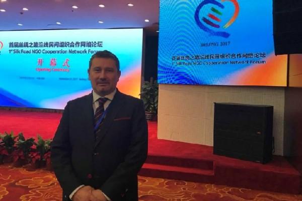 CSEBA at First Silk Road NGO Cooperation Network Forum