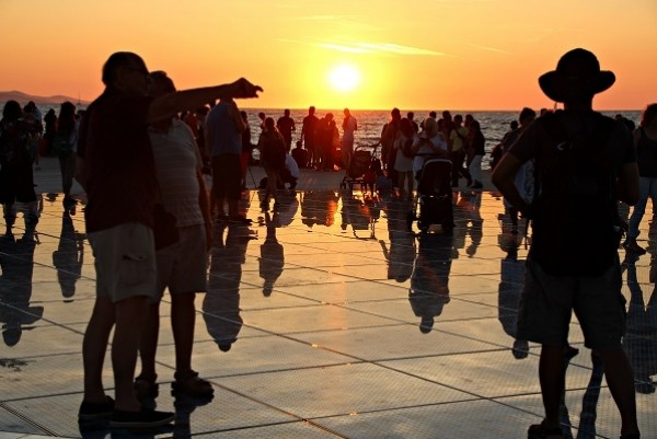 Chinese tourists visiting Croatia have the strongest growth out of all major source markets