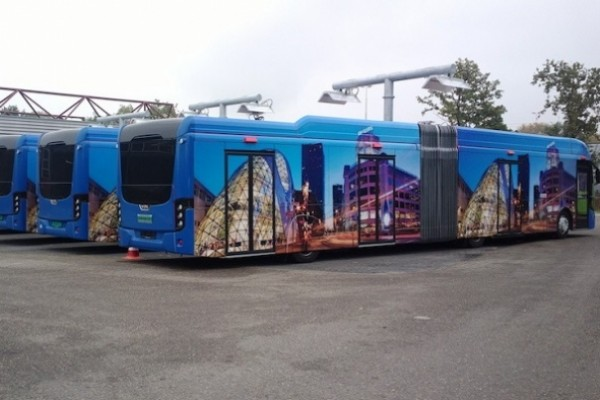 Electric buses: Chinese manufacturers looking to European and overseas markets