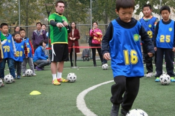 China to boost sports industry to 2 trillion yuan by 2025
