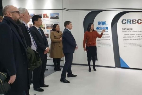 Butković: Croatia wants Chinese investors in railway sector
