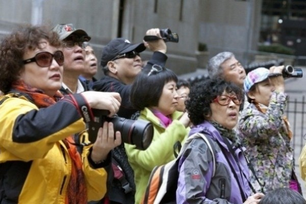 Rapid growth of Chinese tourists in Central, Eastern Europe