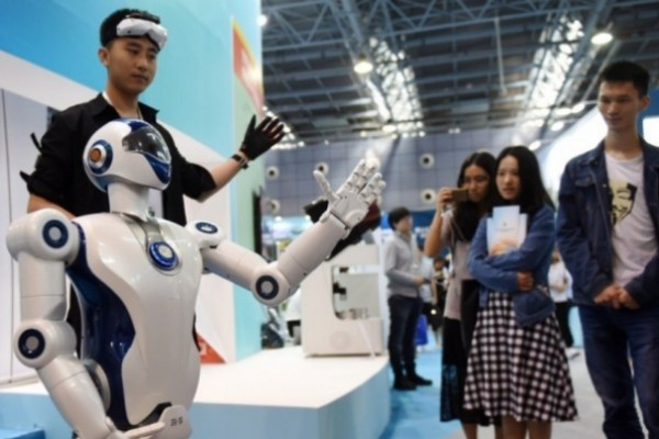 China is building artificial intelligence research park