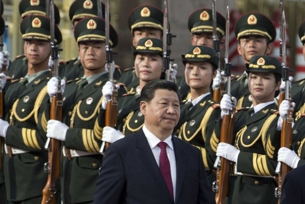 On August 1st China celebrates the 91st anniversary of the founding of PLA