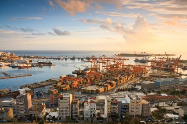 Port of Piraeus to become most important hub for Chinese imports into Europe