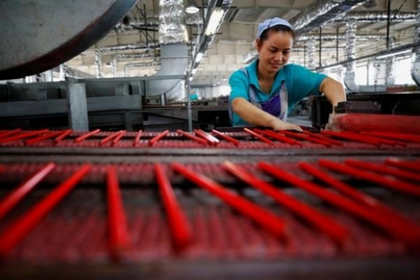 Chinese textile, garment exports continue to expand