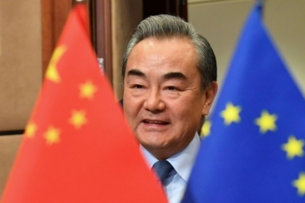 China hits back at EU over systemic rival warning