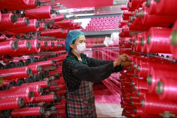 China: Factory prices snap year-long decline as demand recovers