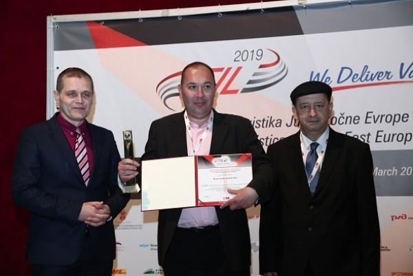CSEBA received the Brand Leader Award