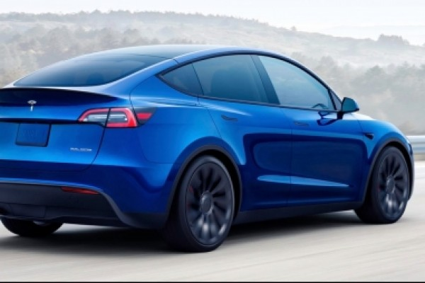 Tesla Model Y slumps in China sales rankings, data shows