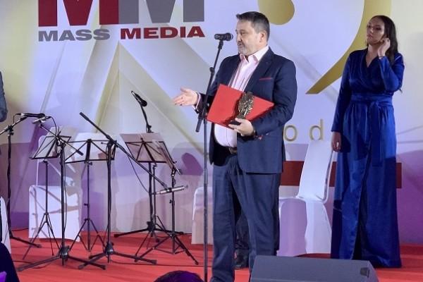 CSEBA received the BUSINESS PARTNER regional award
