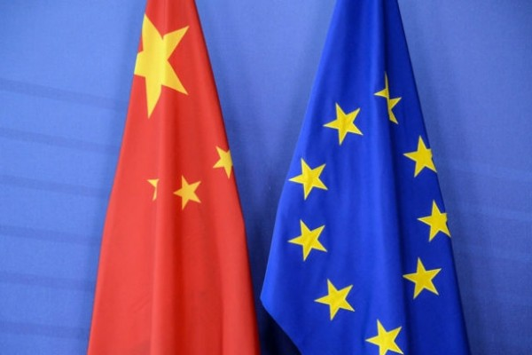 Chinese investments in Europe dipped by 21 percent