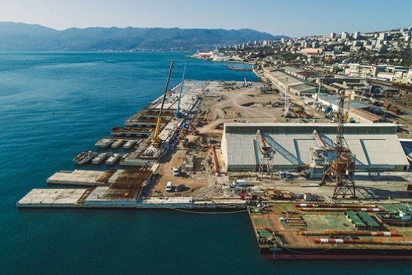 CRBC and Ningbo Port interested in concession on the Zagreb Deep Sea Terminal