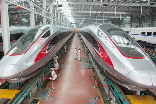 American paranoia: Growing pressure on Chinese railway giant CRRC