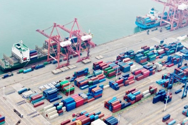 Chinese trade with Belt and Road countries up in 2018