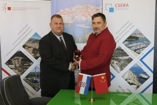 Alan Jurković honorary president of CSEBA