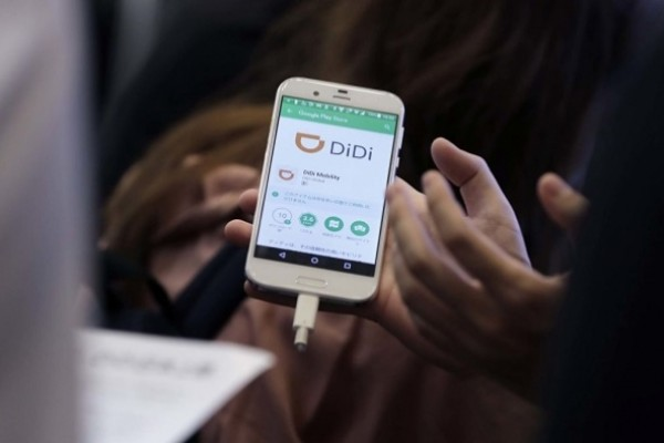 Toyota to invest $600 million in Didi Chuxing