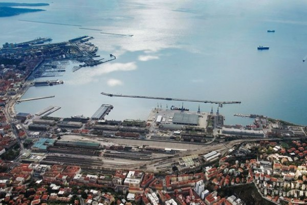 China Communications Construction Company is entering partnership with ports in Trieste and Genoa