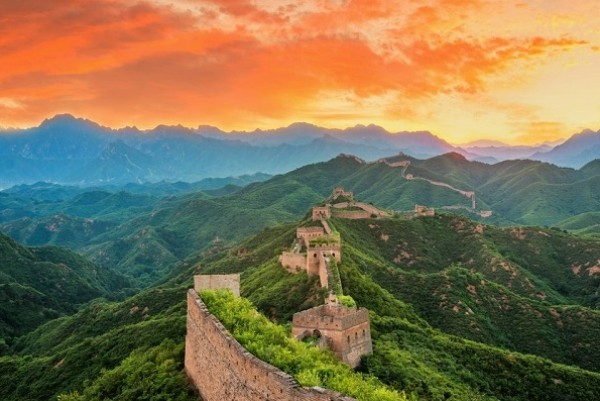 Zagreb Majorettes will perform on the Great Wall of China