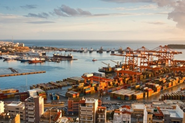 Chinese involvement in EU maritime ports