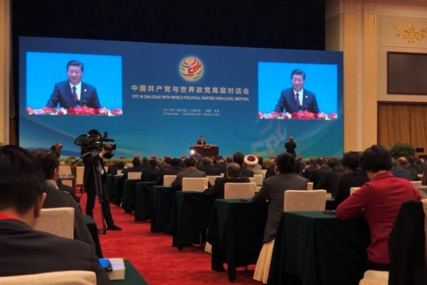 Xi Jinping: China will take a more active role in global issues