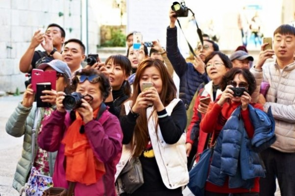 Chinese citizens take average of 3,7 trips in 2017